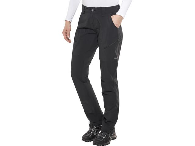 Marmot Limantour - Pantalon long Femme - noir sur CAMPZ ! 8a02a2e80281